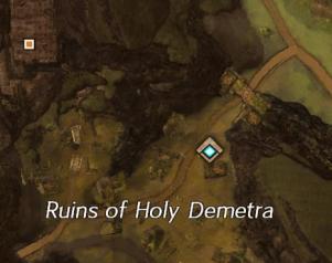 Ruins Of Holy Demetra