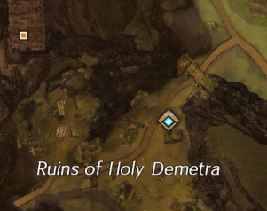 Ruins Of Holy Demetra