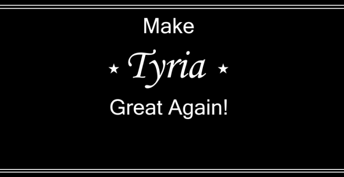 Make Tyria Great Again Gnashblade 2016