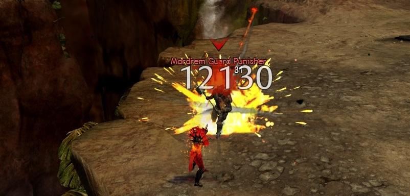 Kill Shot Warrior Damage