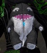 Killer Whale Quaggan Front