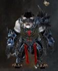 Mistward Armor Front