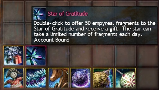 Star Of Gratitude