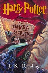 Book Cover: Harry Potter e a Câmara Secreta