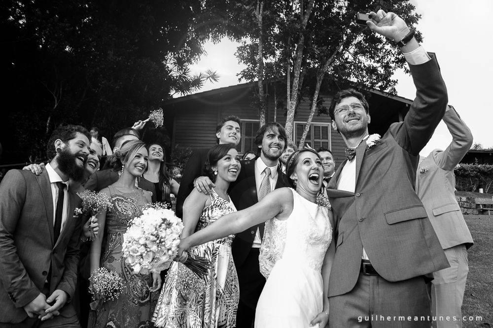 Dicas do Fotógrafo de Casamento Guilherme Antunes (Selfie dos Padrinhos)