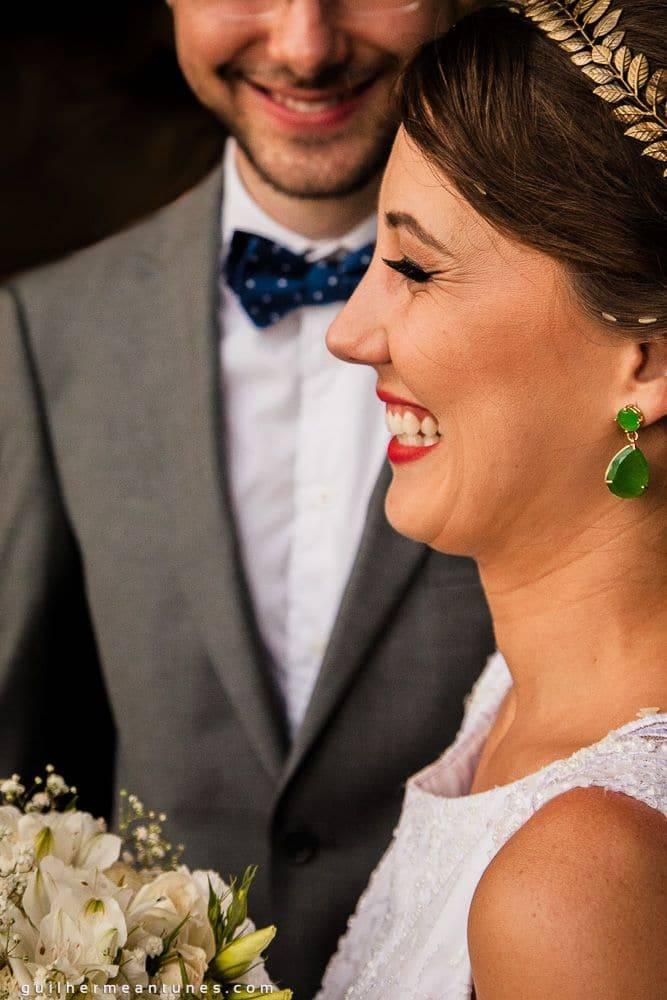 Fotografia de Casamento em Florianópolis: Elisa e Gustavo (Felicidade - fotógrafo de casamento)