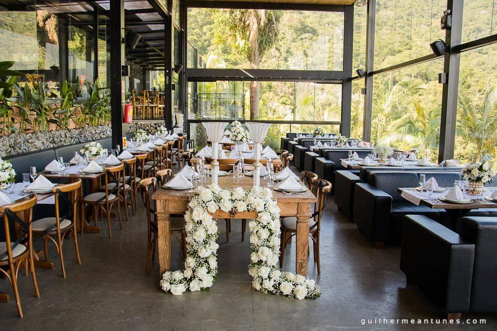 Fotografia de Casamento Luana e Alysson decoração da festa de casamento