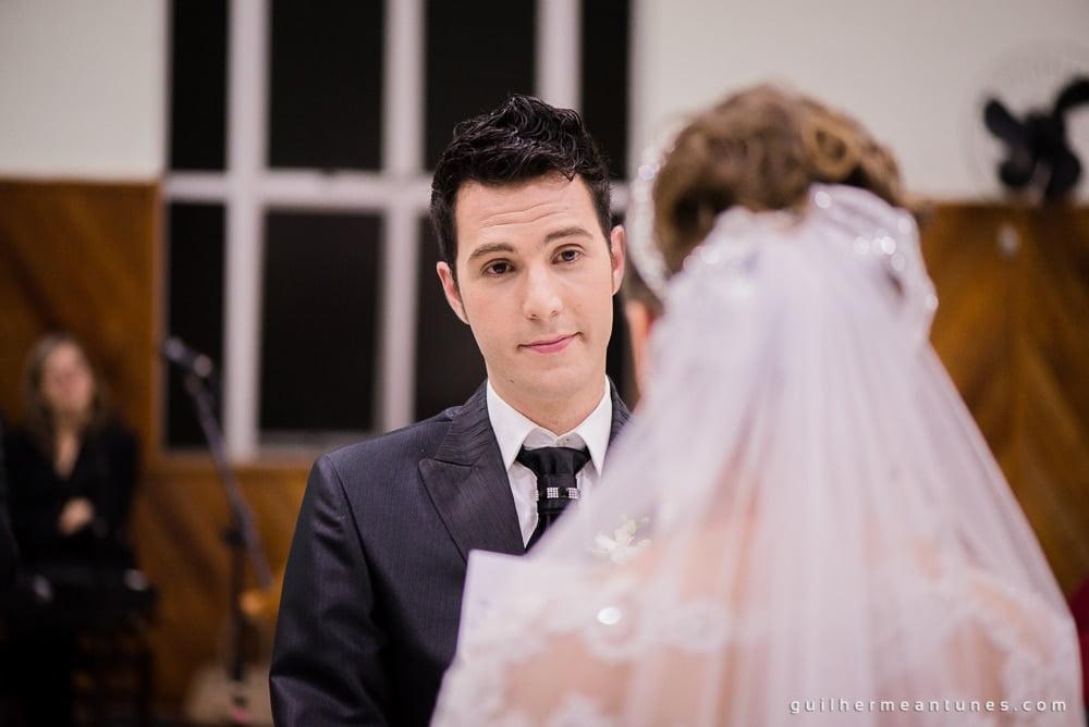 Dicas do Fotógrafo de Casamento Guilherme Antunes (No altar)