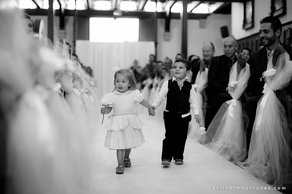 Fernanda e Charles: Fotografia de casamento em Lages (Dama e pajem)