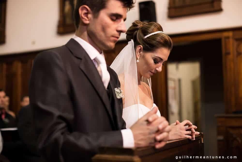Fernanda e Charles: Fotografia de casamento em Lages (Sob as bençãos do Senhor)