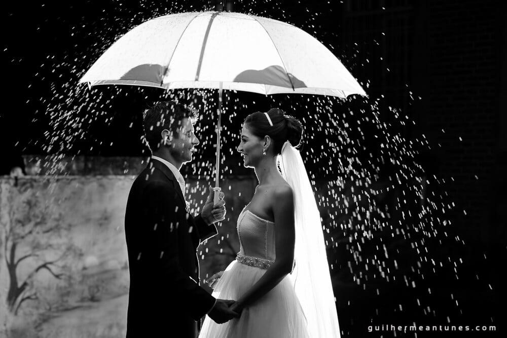 Fernanda e Charles: Fotografia de casamento em Lages (Chuva de Arroz)