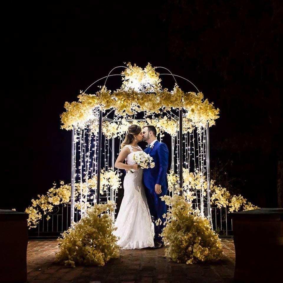 Decoração para Casamentos em Piratuba