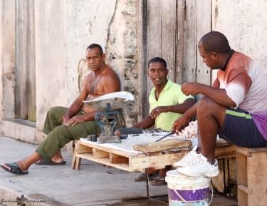 Vendeurs, Matanzas