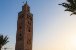 Marrakech - La Koutoubia