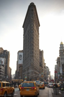 The Flatiron Building - New-York