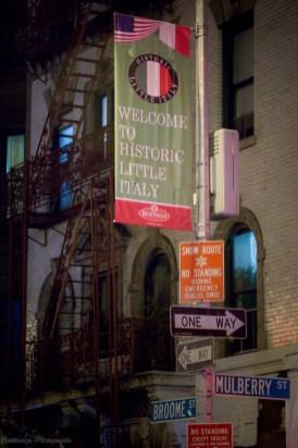 Little Italy - New-York