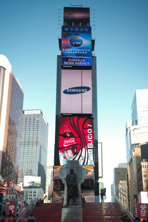 Time square - New-York