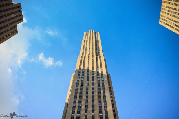 The Rockefeller Center - New-York