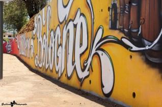 Basse-Terre-Art&Couleurs c'est la Guadeloupe par le Street Art, car la Guadeloupe ce n'est pas que des plage et du rhum, c'est de l'art aussi.