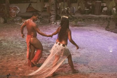 Moorea - Tiki Village