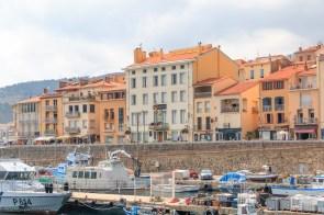 Port-Vendres - le port