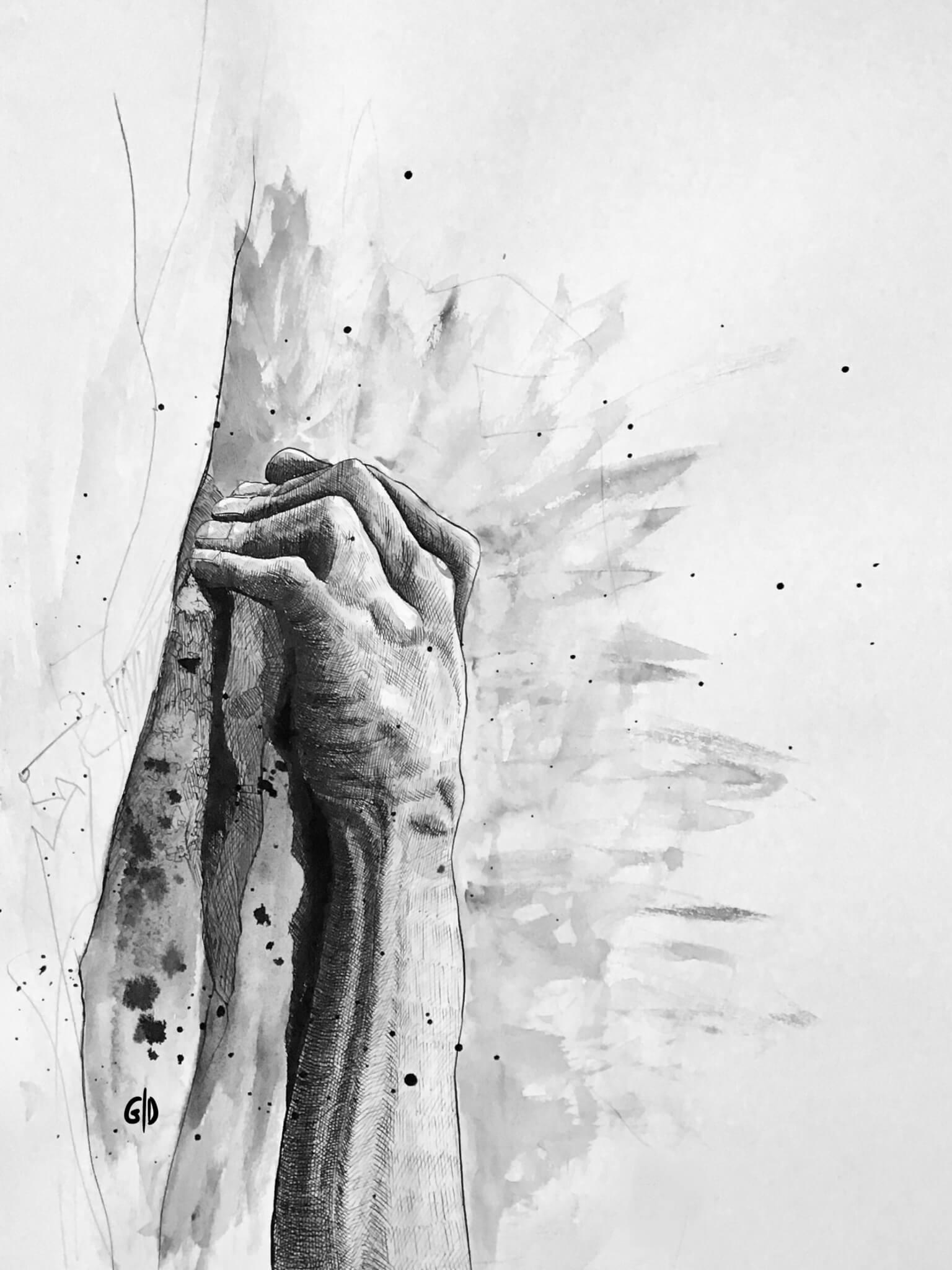 La Vie Au Bout Des Doigts : doigts, Doigts, Guigui, Dessine