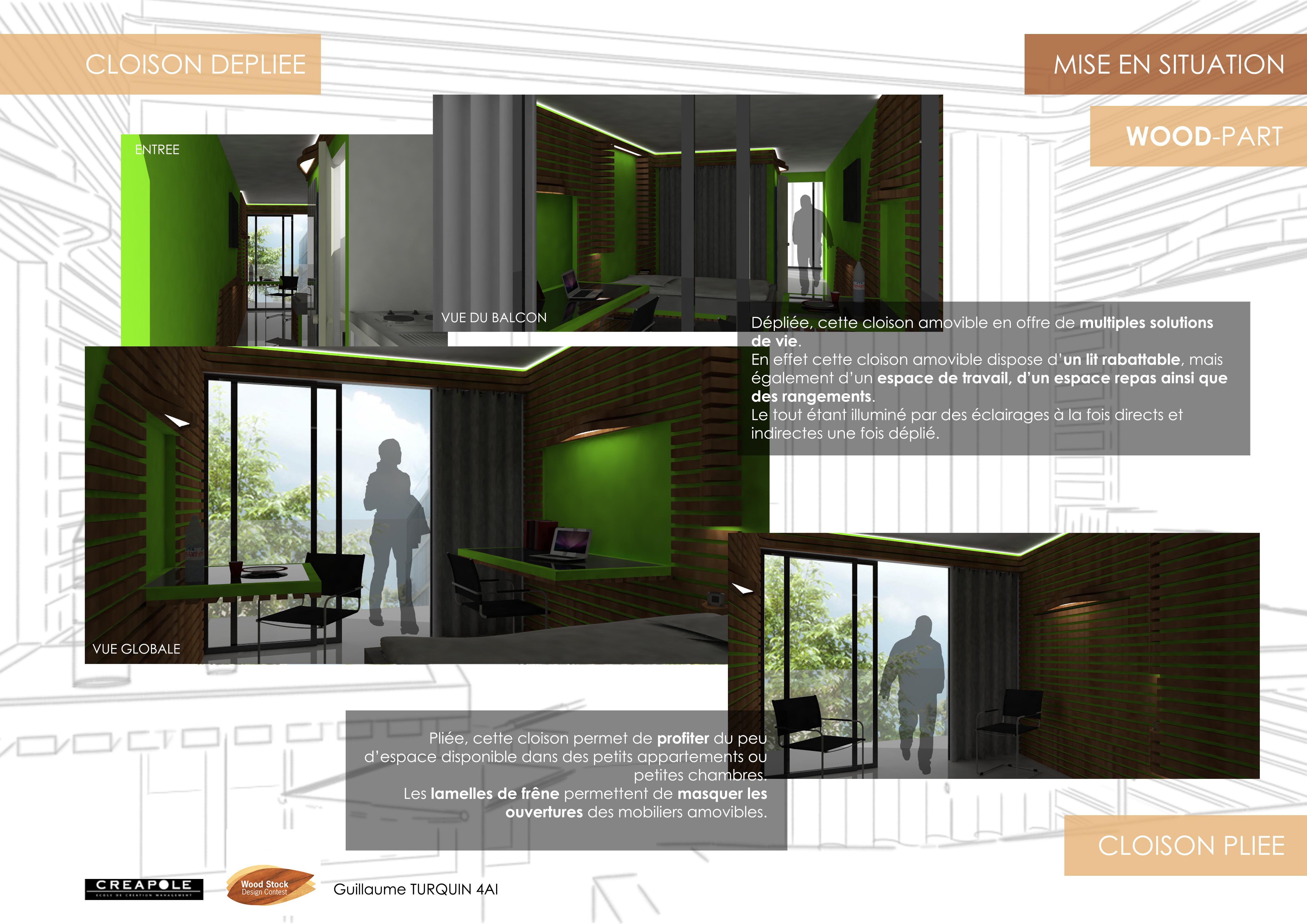 Cloison Amovible Appartement