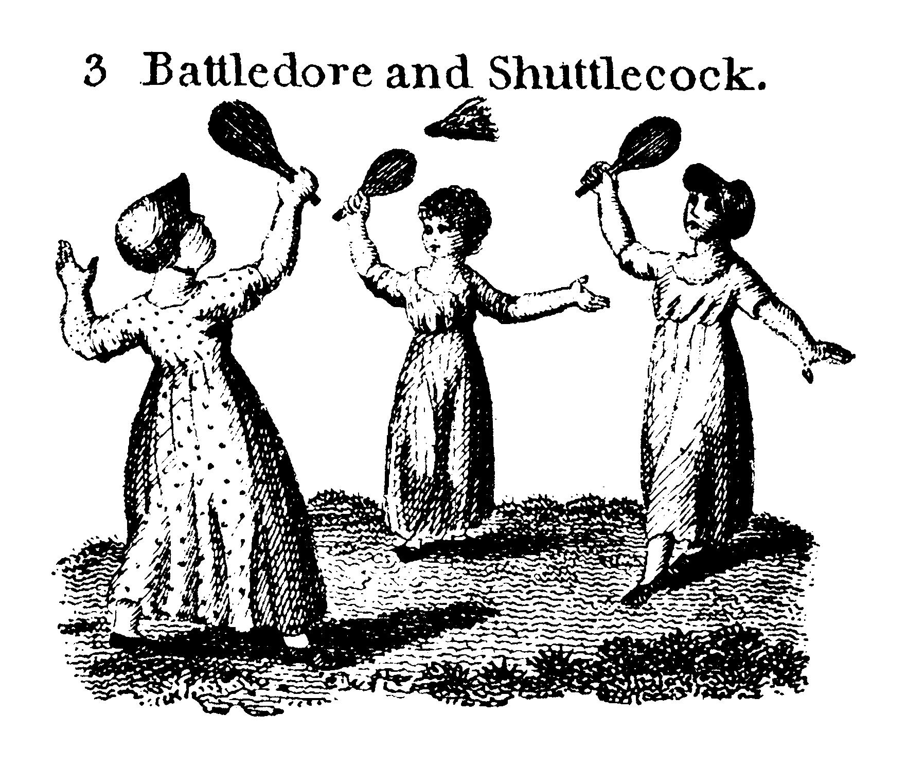 Origenes del Badminton