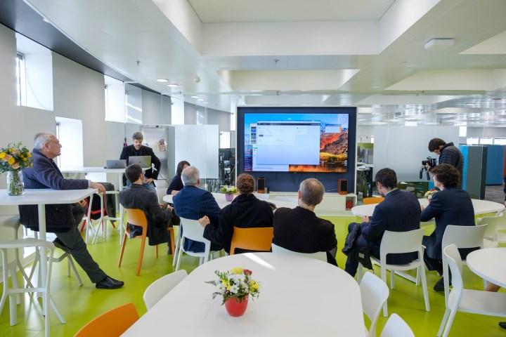 Inauguració oficines Dynatrace a la Torre Glòries de Barcelona