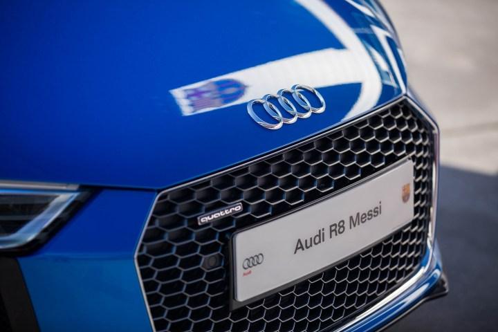 Entrega coches Audi a la plantilla del Barça Temporada 2015-16