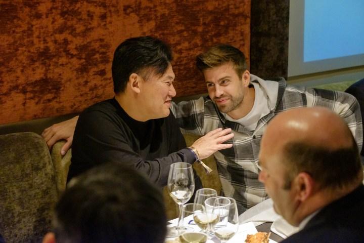 Esdeveniment VIP per Rakuten durant el Barça - Madrid