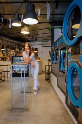 Sessió de retrats a Joana Caminal, responsable de Nextdoor a Espanya
