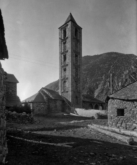 Negativo b/n (16b) Número: C-38959 Año: 1922 Erill La Vall (Lleida), Vall de Boí. © Fundació Institut Amatller d'Art Hispànic. Arxiu Mas