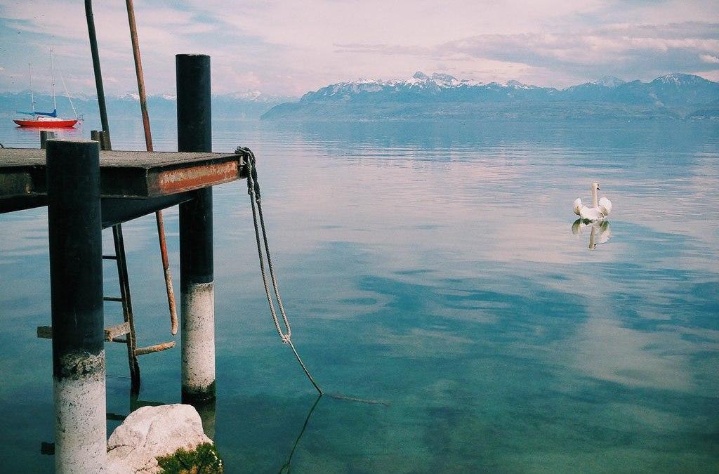 De nuevo por Suiza