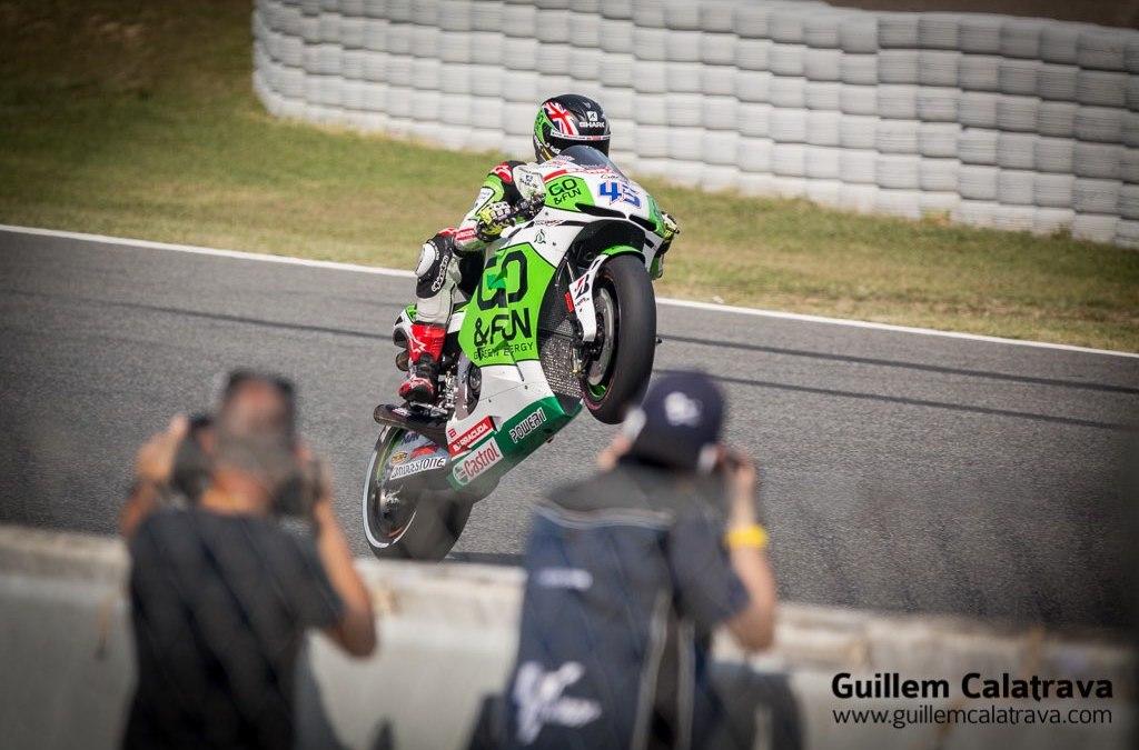MotoGP Catalunya 2014