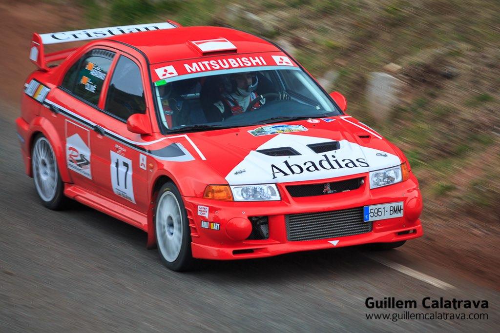 Shakedown del 18º Rally Esprint Sant Julià 2015