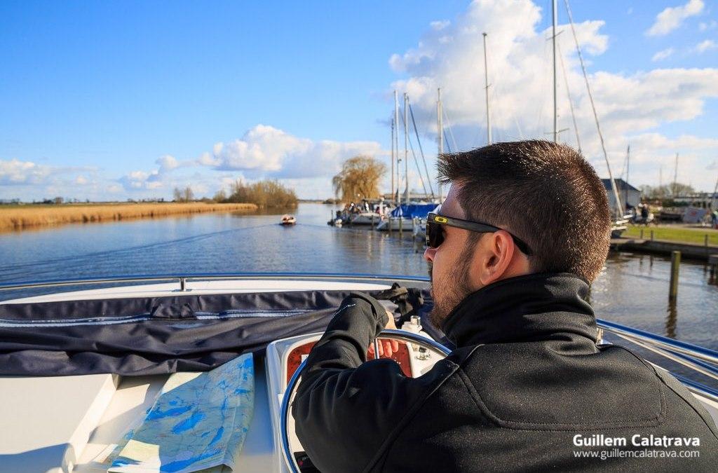 Viatge pels canals d'Holanda (i 5)