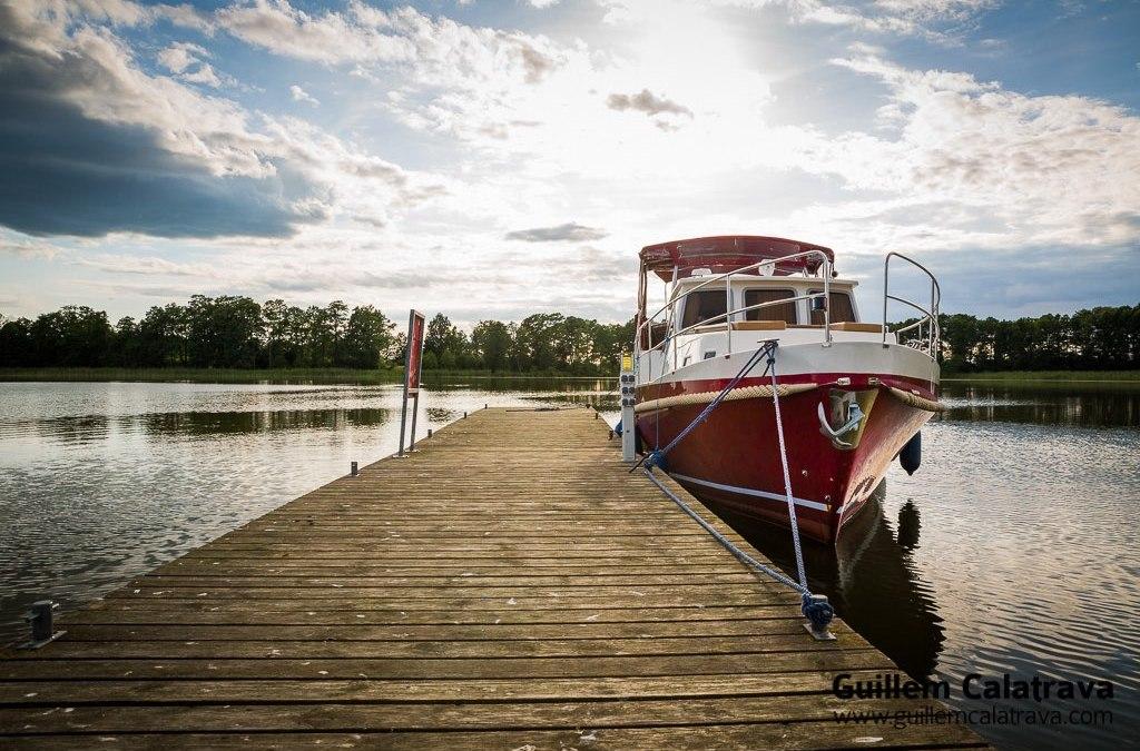 Viaje a los lagos de Masuria (Polonia)