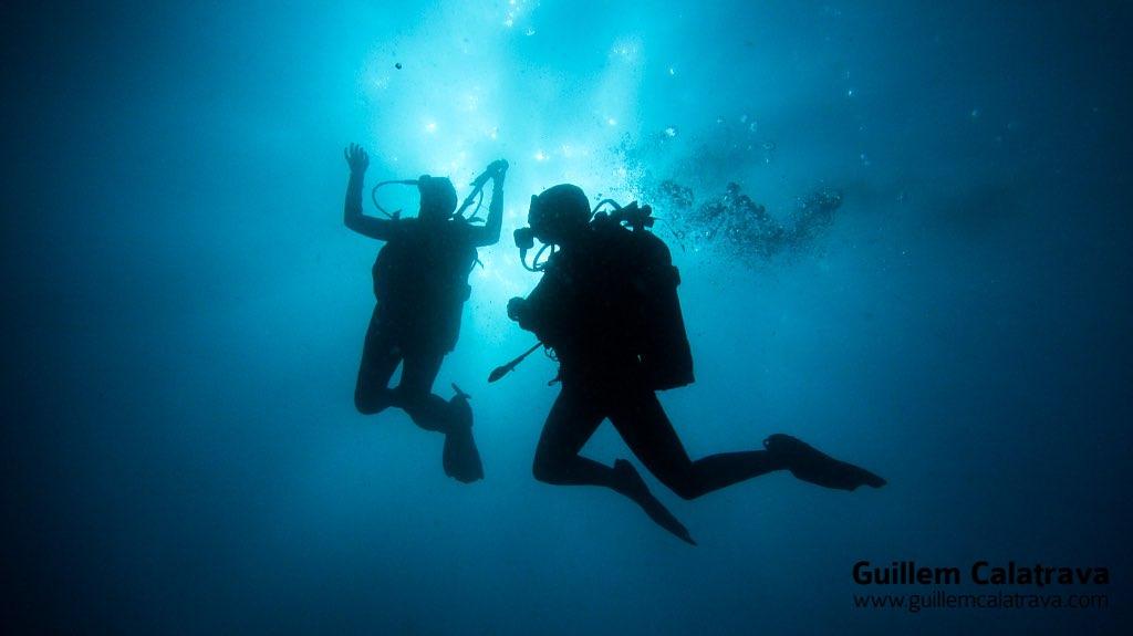 Submarinismo en Cap de Creus (Girona)