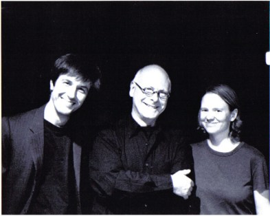 Fred Lonberg-Holm, Carrie Biolo and Guillermo Gregorio