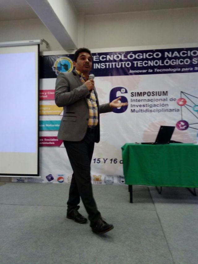 Dr. Guillermo Mejía Córdova Conferencia