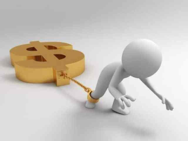 Esclavo de las deudas