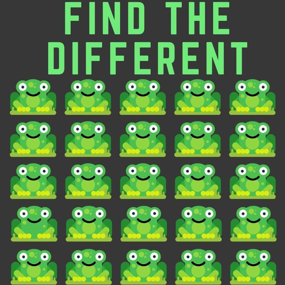 juego de encontrar las diferencias