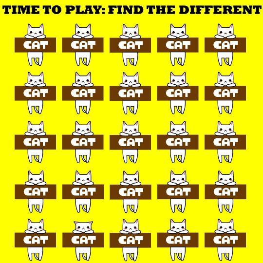 juego de encontrar la diferencia