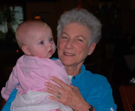 GG-ma, and LITTLE MISS!