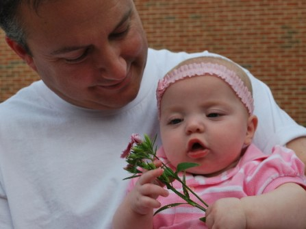 I picked this for you and daddy....and made a wish that we get through this, and we will be happy.