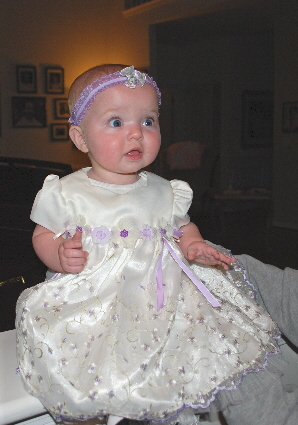 I look like a princess don't I...?