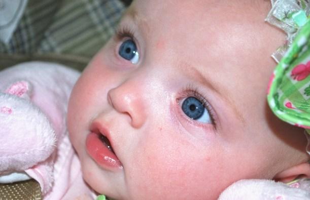 Big beautiful eyes!