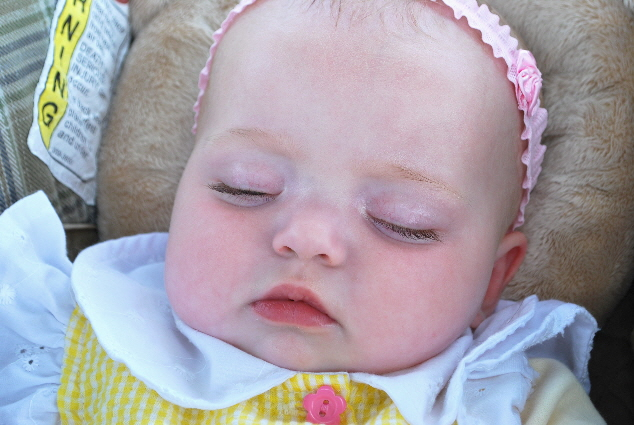 Again, daddy, I am totally tuckered out, but was really busy today!