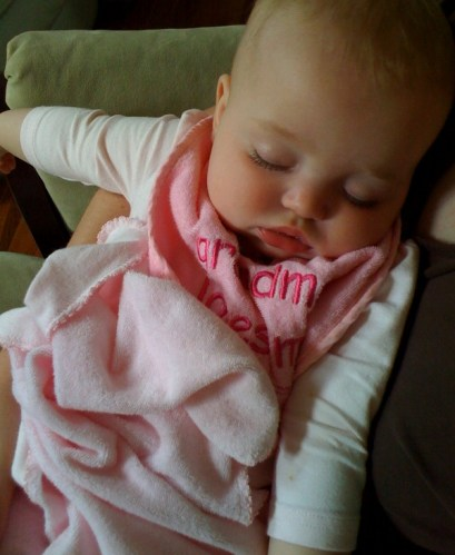 Sweet Dreams, Mom and Dad from your Litte Guge!